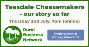Teesdale Cheesemakers - our story so far