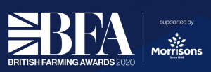British Farming Awards 2020 Logo