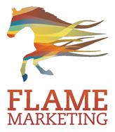 Flame Marketing logo