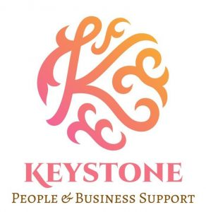 Keystone People & Business Support Logo