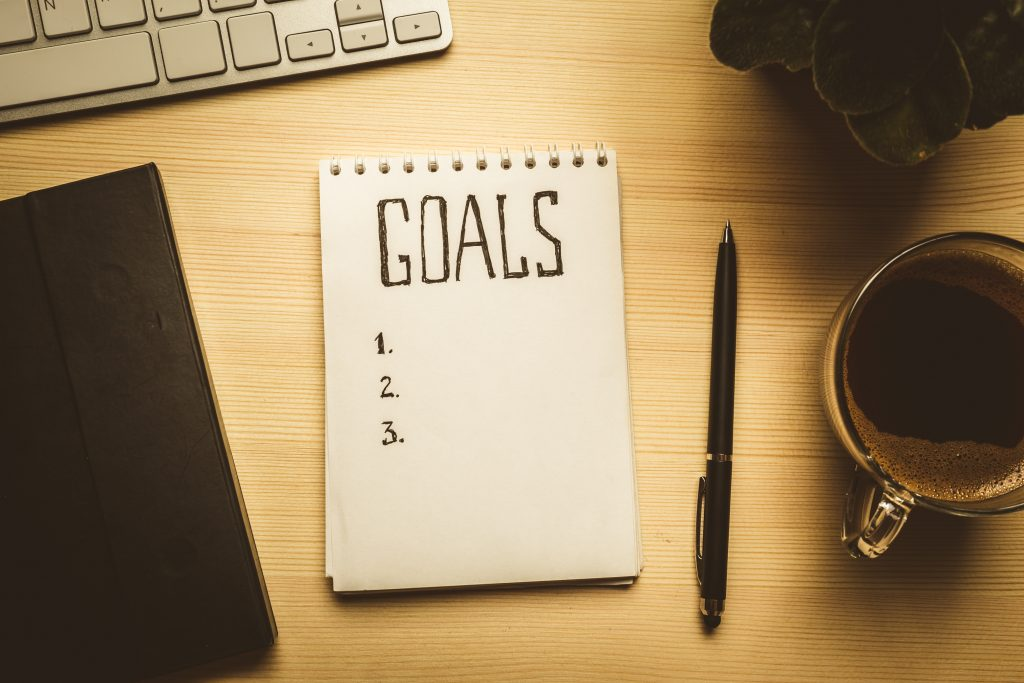 Goal Setting - July 2021 event image