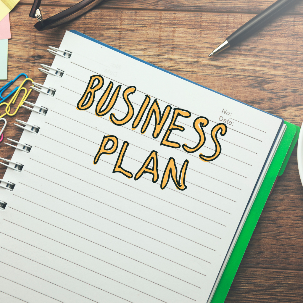 Let's get that one page business plan nailed event image