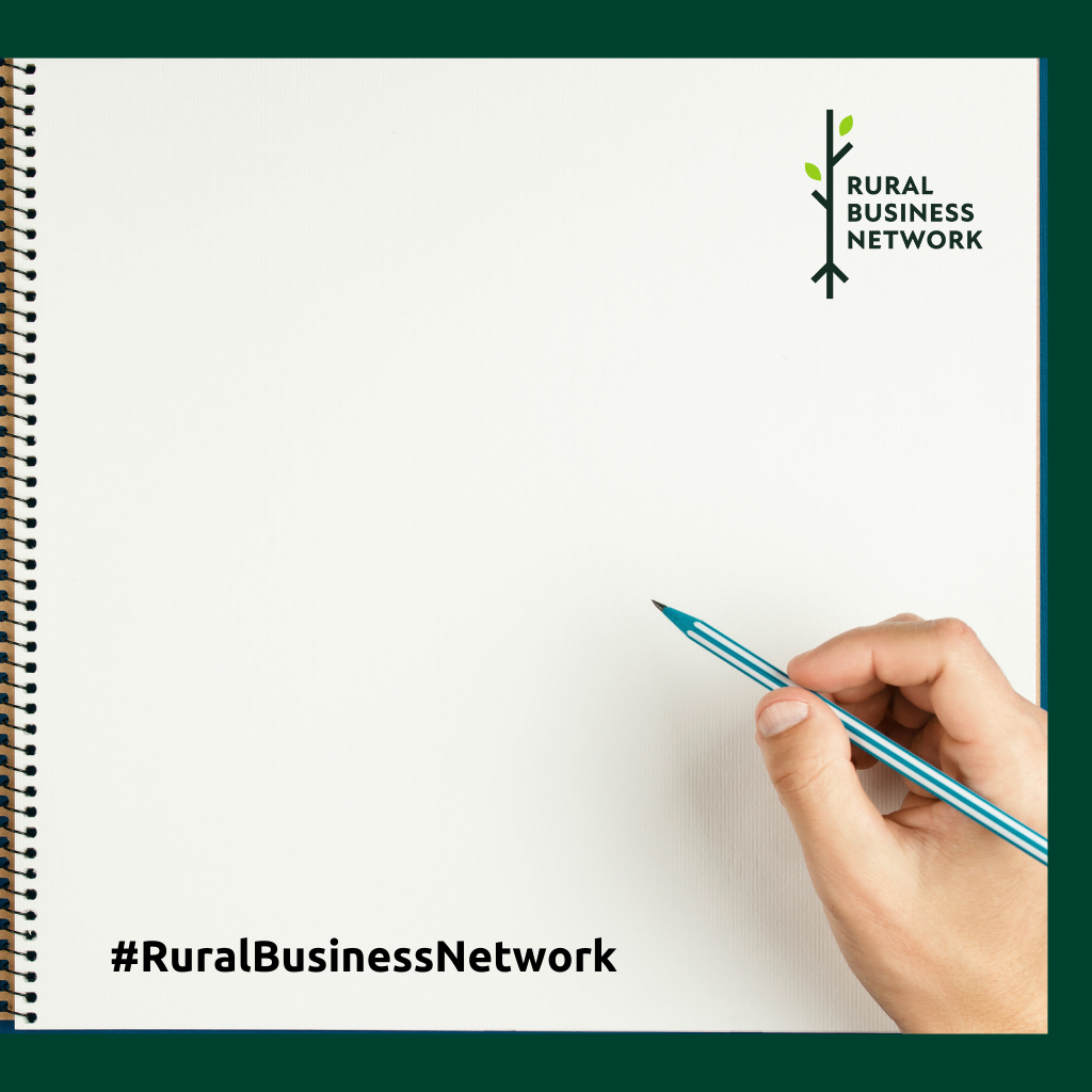 Replay: Got a business idea? What should you do next? event image. Rural Business Network. Jo Martin